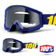 100% THE STRATA Hope Goggles - Clear Lens