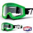 100% THE STRATA Arkon Goggles - Clear Lens
