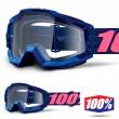 100% THE ACCURI Futura MX Goggles - Clear Lens