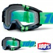100% THE ACCURI Zerg MX Goggles - Clear Lens