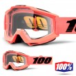 100% THE ACCURI Rogen MX Goggles - Clear Lens