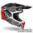 Airoh WRAAP Octopus Dirt Bike Helmet - Matt