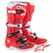 Alpinestars TECH 5 MX Boots - Red White