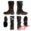 Alpinestars COROZAL DRYSTAR Oiled Leather Boots