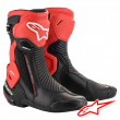 Alpinestars SMX PLUS V2 Boots - Black Red