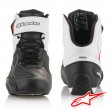 Alpinestars FASTER-3 Riding Shoes - Black White Red