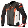 Alpinestars MISSILE TECH-AIR™ Airbag Compatible Leather Jacket