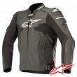 Alpinestars CELER V2 Leather Jacket - Black