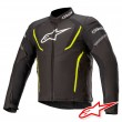 Alpinestars T-JAWS V3 WATERPROOF Jacket - Black Yellow Fluo
