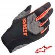 Alpinestars VENTURE R MX Gloves - Black Orange Fluo
