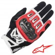 Alpinestars SMX-2 AIR CARBON V2 Leather Gloves