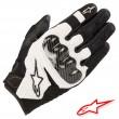 Alpinestars SMX-1 AIR V2 Gloves - Black White