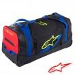 Alpinestars KOMODO TRAVEL Bag - Black Blue Red Yellow Fluo
