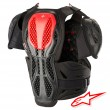 Alpinestars BIONIC Chest Protector - Black Red