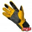 Biltwell BORREGO Motorcycle Gloves - Gold Black