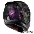 Icon AIRMADA Chantilly Opal Full Face Helmet - Purple