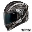 Icon AIRFRAME PRO Harbinger Full Face Helmet - Black