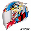 Icon AIRFLITE Freedom Spitter Full Face Helmet