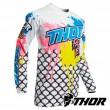 Thor PULSE FAST BOYZ MX Jersey - White