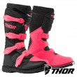 Thor Women's BLITZ XP MX Boots - Black Pink