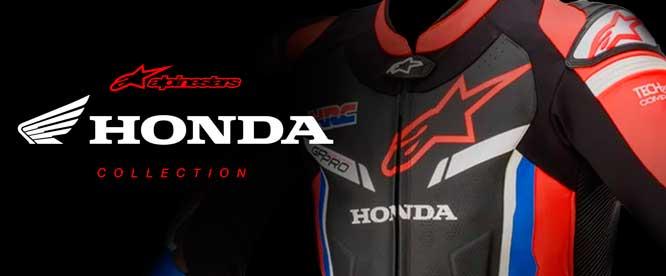 Exclusive Alpinestars Honda Collection