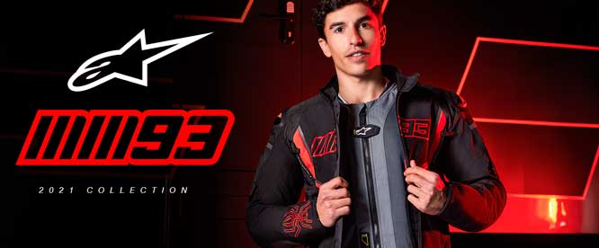 Exclusive Alpinestars MM93 Collection