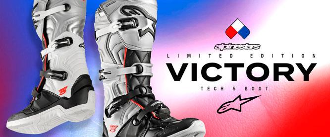 Stivali Alpinestars TECH 5 VICTORY Limited Edition